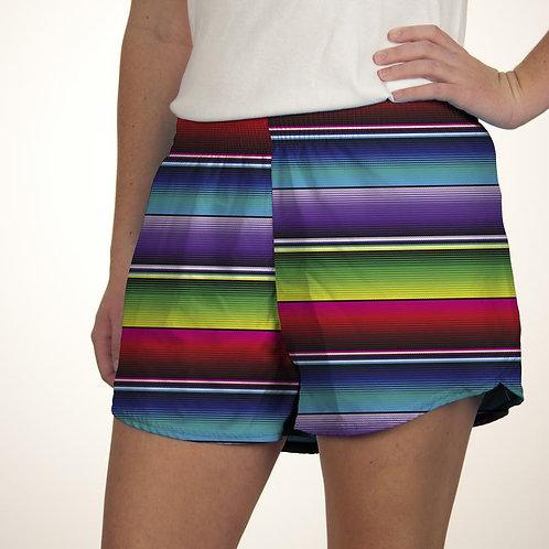 Youth Serape Summer Shorts