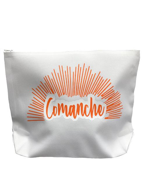 Comanche White Canvas Bag