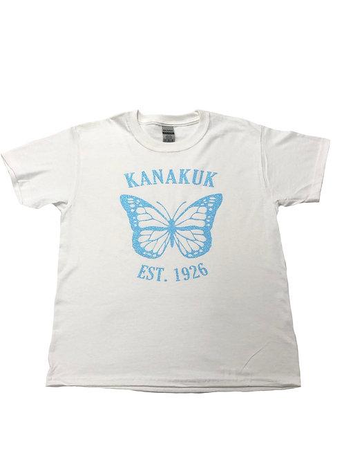 Kanakuk Sparkle Butterfly Tee