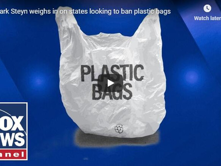 Ocasio-Cortez admits to throwing away plastic grocery bags