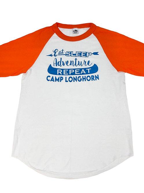 Camp Longhorn Night Shirt