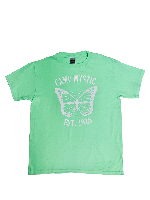 Camp Mystic Sparkle Butterfly Tee