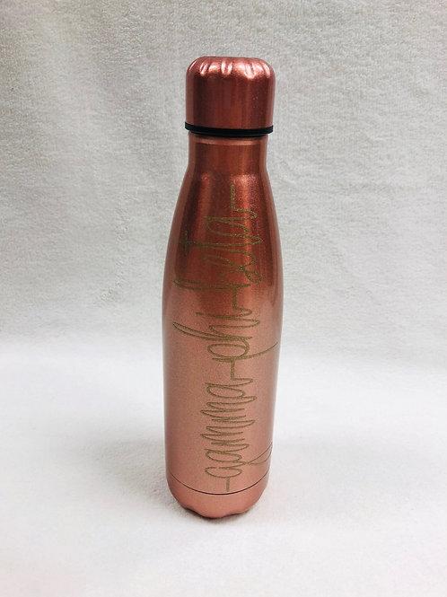 Gamma Phi Beta Stainless Steel Water Bottle