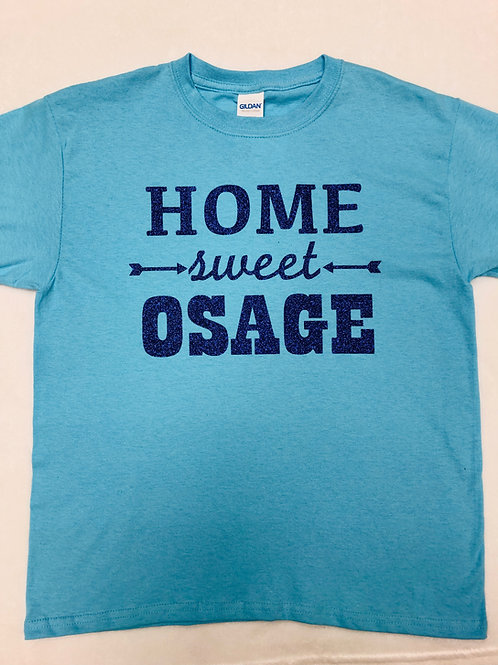 Home Sweet Osage Tee
