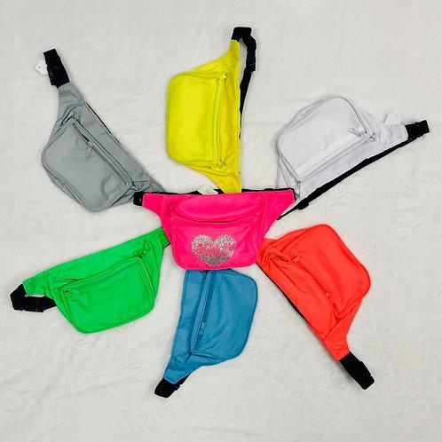 Custom Neon Fanny Pack