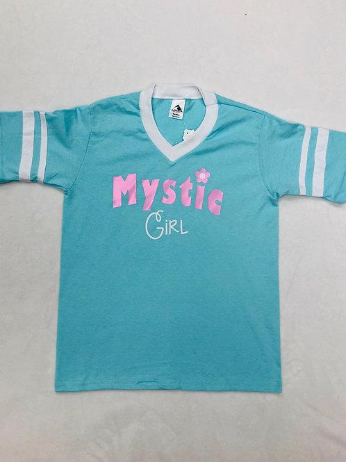 Camp Mystic Girl V Neck Shirt