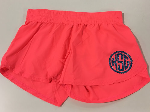 Youth Monogrammed Summer Shorts