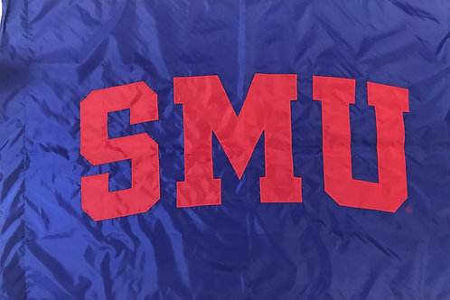SMU Royal and Red Flag