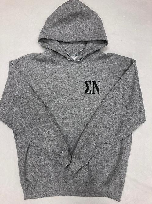 Sigma Nu Hoodie Sweatshirt