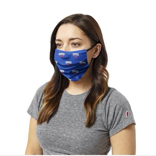 SMU Blue Face Mask