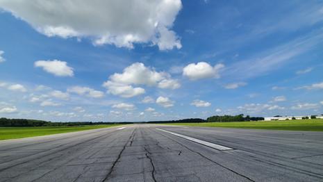 Exisiting runway 4-22