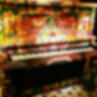 boogie woogie piano monster left hand