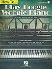 How To Play Boogie Woogie Piano Textbook