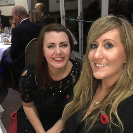 CAPTAIN'S DINNER AND DANCE - WEST MALLING GOLF CLUB