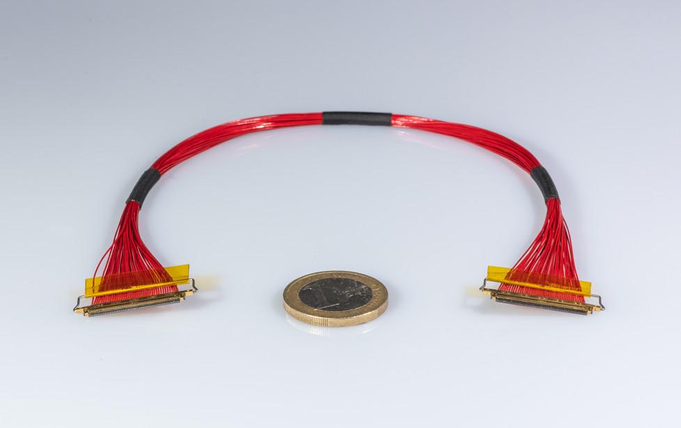 Kabelkonfektion bis AWG 46