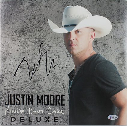 Kinda Don't Care - Justin Moore
