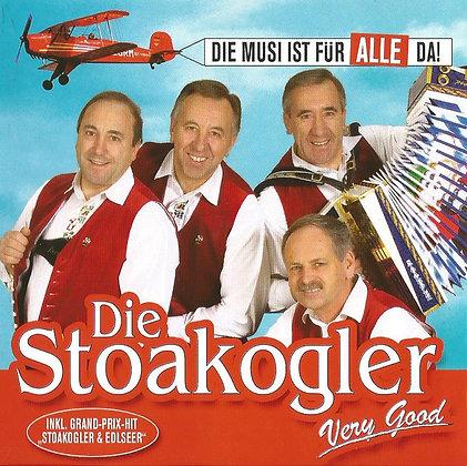 Oberkrainer Medley 01 - Stoakogler