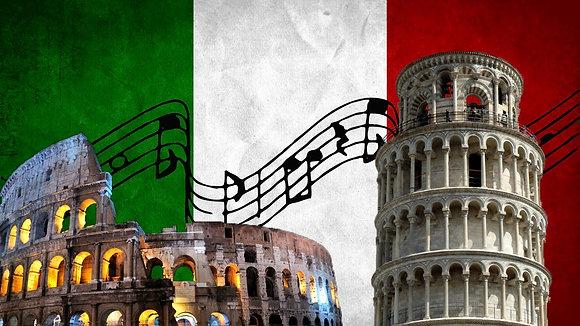 Italo Medley 01 - Caprifischer - Rot ist der Wein - O Sole Mio
