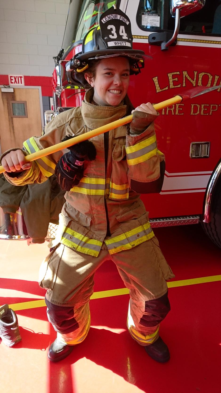 Donnerstag, 16.03.17 - Charlie Frye, Feuerwehr und NCSD Abend #Mayra