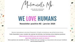 WE LOVE HUMANS #2
