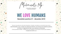 WE LOVE HUMANS #1