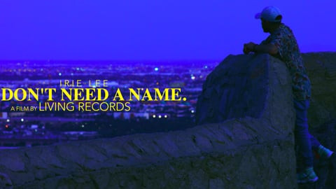 I Don't Need a Name