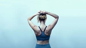 kvindelige atlet