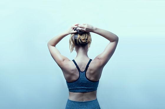 valutazione antropometrica, analisi stato di forma fisica e livello di fitness atletica