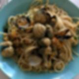 Spelt-Volkoren Vongole Pasta met Peterselie | Orthomoleculaire gezondheid voor jou!