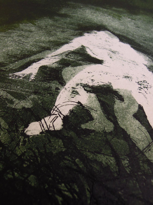 Impresión Grabado / D. Walker