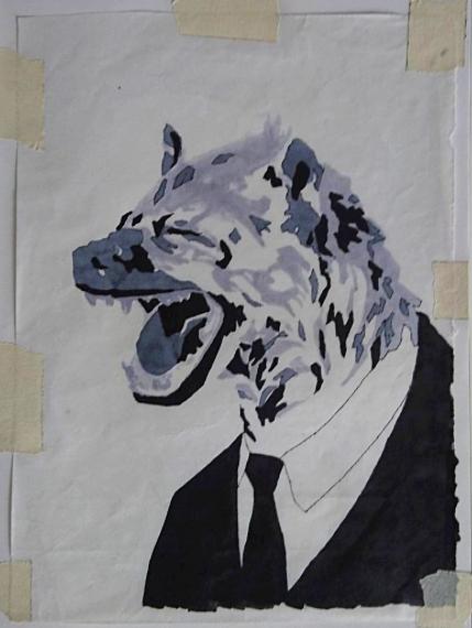Estudio Hiena Stencil - Joel Cabrera