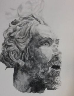 Estudio Goliat Grafito - C. Robbiano