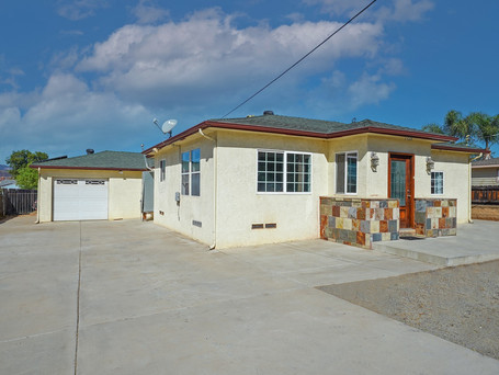 JUST LISTED | Detached 4BR/2.5BA #ElCajon #Home for Sale on 0.41 AC  | $650,000