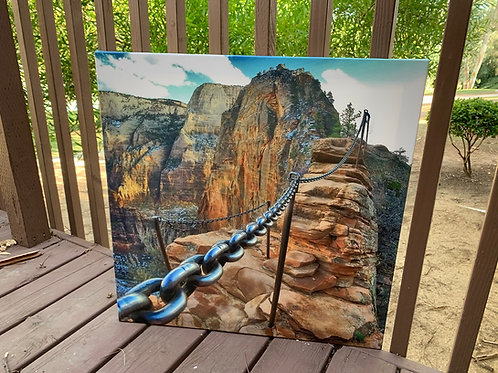 Angels Landing | 30x30 Canvas