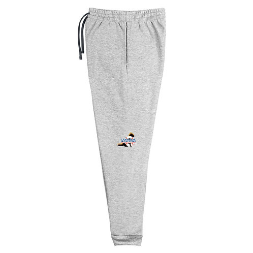 Unisex Sweatpants with LR logo on outer left leg only