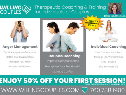 Limited Time Offer | FREE 15-Minute Consult and 50% OFF Your First Session