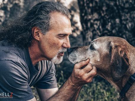 Family & Pet Photography Shotz of the Milne Family | Rhodesian Ridgebacks