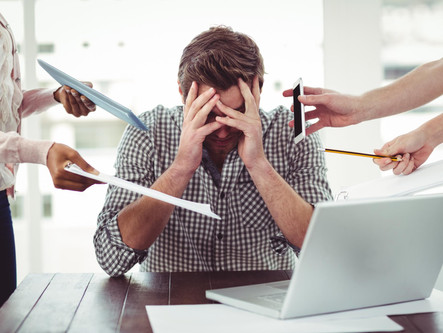 Stress, Anger, and Your Relationships