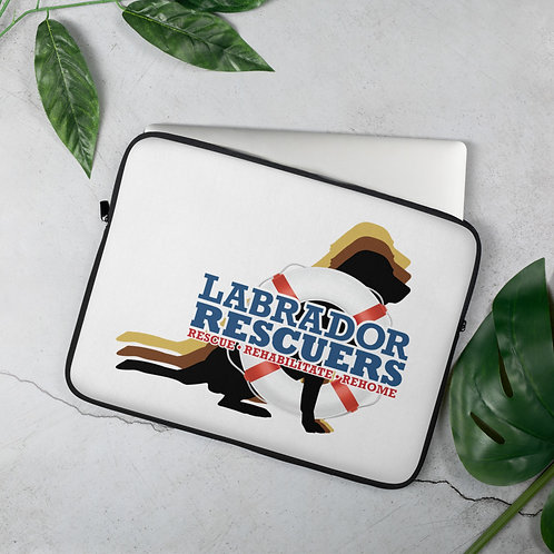 Laptop Sleeve with LR Logo - 13in or 15in