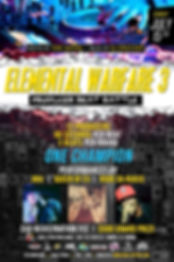 Elemental Warfare, Beat Battle, Tampa, St. Pete, Tampa Bay Hip Hop, Producers, Performances, DJ Spaceship, Operation Build The Bay, Jinx, Queen Of Ex, Rook Da Rukus