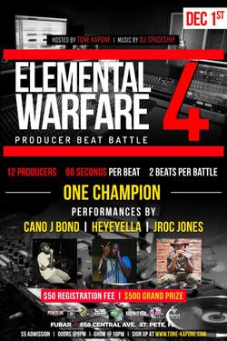 Elemental Warfare, Beat Battle