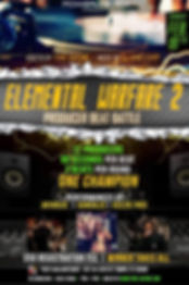 Elemental Warfare, Beat Battle, Tampa, St. Pete, Tampa Bay Hip Hop, Producers, Performances, DJ Spaceship, Operation Build The Bay, Jafarlee, Gangalee, Keezie Free