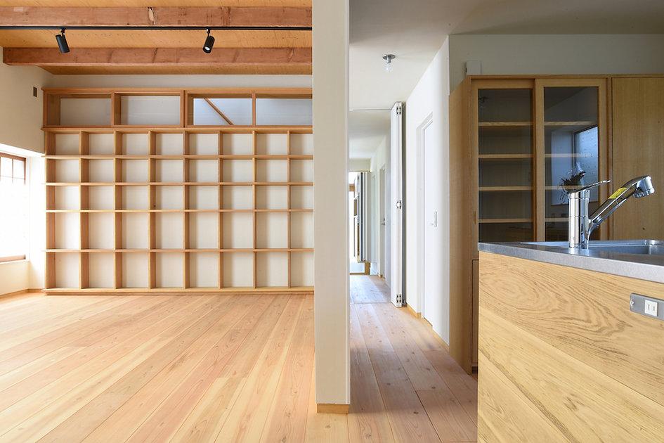 浜田,建築,住宅,設計,島根,横木,リノベーション,改修