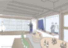 店舗 改修 設計 デザイン 島根