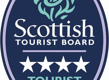 Visit Scotland Award!