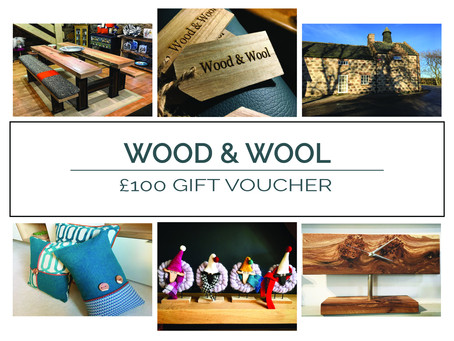 Wood & Wool Competition Time!