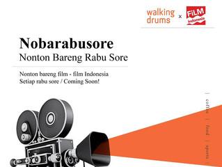 Nobarabusore - Nonton Bareng Rabu Sore