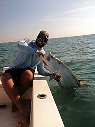 Ft Myers tarpon fishing
