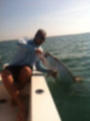 Ft Myers tarpon fishing