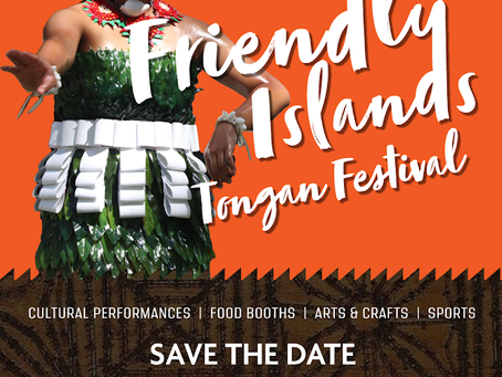 Friendly Islands Tongan Festival is Back!